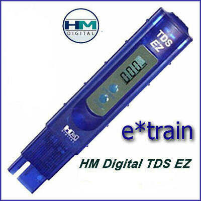 HM Digital TDS-EZ Meter Tester PPM Solution Comb New