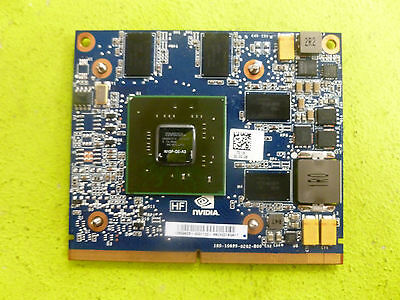 Nvidia G230 1GB MXM VGA Card N10P-GE-A3 For HP All-in-One PC Desktop 594506-001