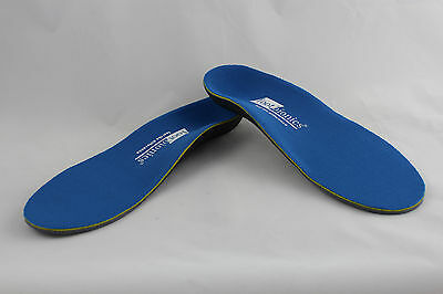 Orthotics Insoles Arch Supports- Footbionics Professional All sizes available