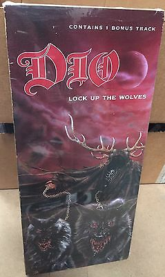 DIO - Lock Up the wolves - CD LONGBOX - USA Barcode 075992621229 - SEALED MINT