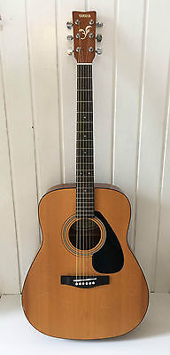 Guitare  Folk  YAMAHA    FG-302 Ms Table massive Super Son !!