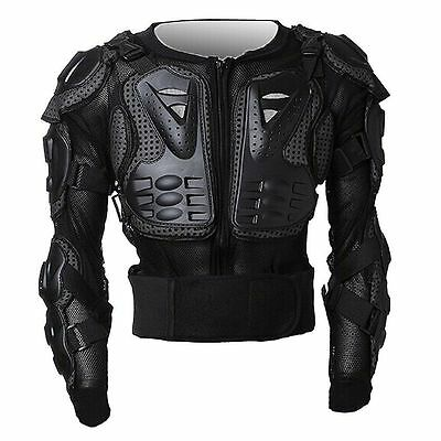 Motorbike Motorcycle Motocross Enduro Body Armour Protection Spine Protector CE.