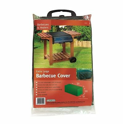 Extra Large Barbecue Cover (Garden BBQ Heater Trolley Style)