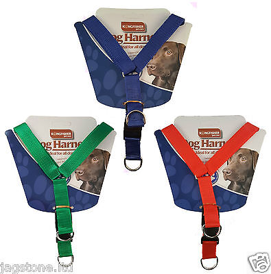 Adjustable Large Strong Dog Harness For Most Medium To Large Breed Grate Value