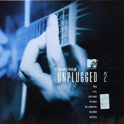 Mtv Unplugged 2 The Very Best Of Brand New Sealed Cd Greatest Hits