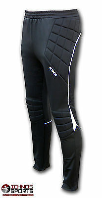 BNIB Ichnos adult size soccer football goalkeeper padded pants trousers futsal
