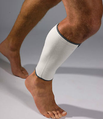 Medicare Sport Elasticated Calf Support For Weak Or Overworked Calf Muscles
