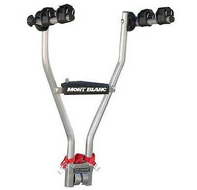 Mont Blanc Tow Ball Mounted 2 Cycle Carrier - 481000