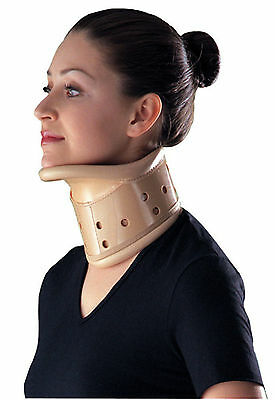 OPPO 4190 Hard Neck Collar Brace Cervical Support Whiplash Pain First Aid NHS