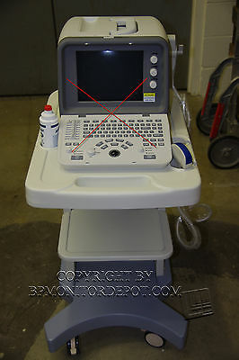 Mobile Trolley Cart for Portable Ultrasound Imaging Scanner System. In USA