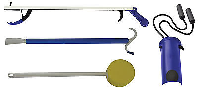 NEW Premium 4 piece Hip / Knee replacement Kit with 26 inch Reacher - From Mars