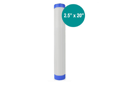 """Replacement Whole House Filter with Arsenic/Fluoride/Chlorine Removal 2.5""""x20"""""""