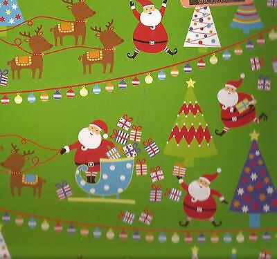 10 CHRISTMAS 12 x 12 PATTERNED COLOURED SCRAPBOOKING PAPER - Mystery Pack 12x12