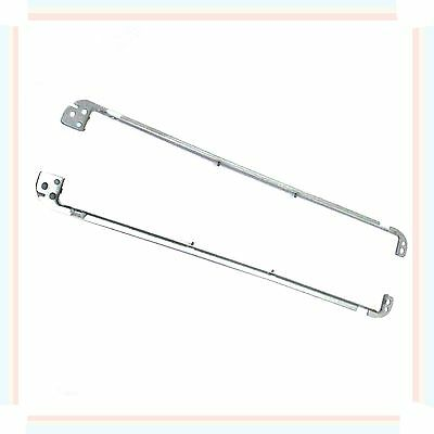 New For Dell XPS 15 L501X R & L Laptop Lcd Hinges Bracket Set K3Y8X Components