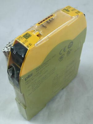 PILZ 750107 PNOZ s7 Safety Protection Relay 4PST-NO 24VDC 4n/o 1n/c 2,0W 6A DIN