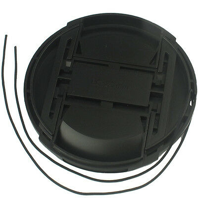 Useful 58 mm Front Lens Caps Center Snap on Lens Cap For Nikon Camera Plastic