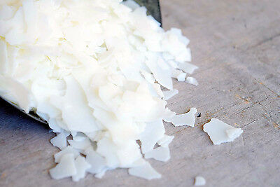 500g - Soy / Soya Wax Flakes - 100% Pure