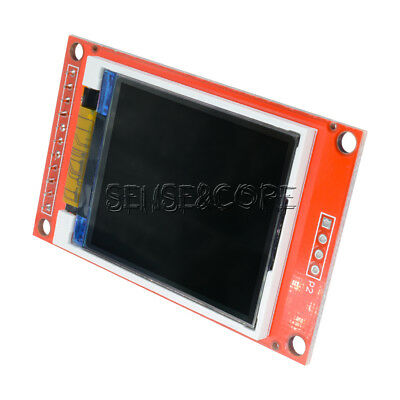"1.8"" 128X160 SPI TFT LCD Display Modul+ SD Card für Arduino AVR"