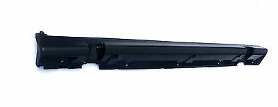 Vauxhall Corsa Drivers Side Skirt Trim Black Fits 3 & 5 Door