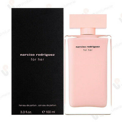 Narciso Rodriguez For Her Eau De Parfum 100Ml Profumo Donna Edp Natural Spray