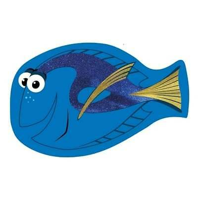 Finding Dory Fish Shaped Soft Cushion - OFFICIAL Nemo Merchandise - NEW GIFTS