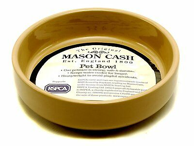 "Mason Cash Cane Cat Saucer Bowl Dish 5"" 2030.302"