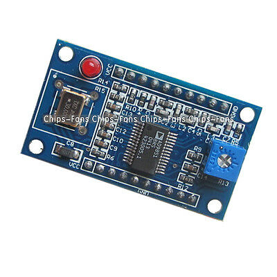 AD9851 DDS Signal Generator Module 0-70MHz 2 Sine Wave and 2 Square Wave CF