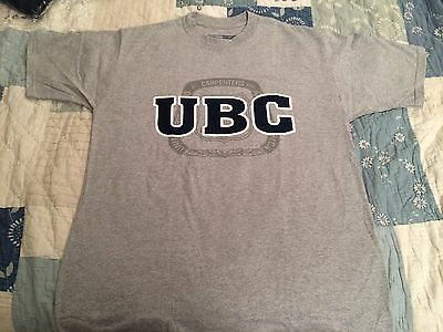 """UNITED BROTHERHOOD of CARPENTERS T-SHIRT """"SHOW YOUR PRIDE"""" Union Made in USA XL"""