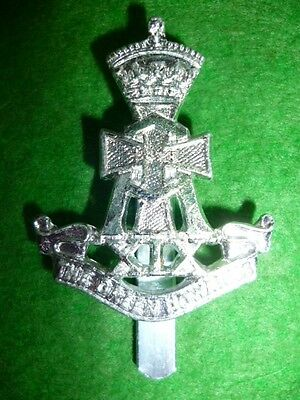 The Green Howards (Yorkshire Regiment) Staybrite Cap Badge, Smith & Wright