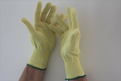 Marigold Ind. Lightweight DuPont™ Kevlar Gloves Cut and Fire Resistant-Sizes