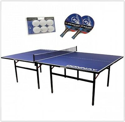 Table Tennis Table Ping Pong Set Foldable Portable Game Sport Indoor Outdoor New