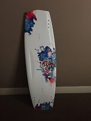 brand new limited edition liquid force wakeboard