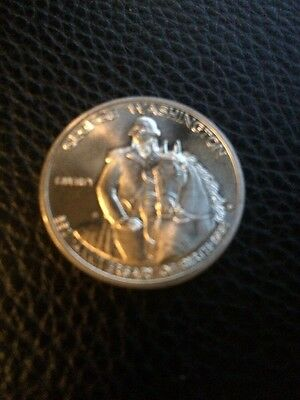 1982 D George Washington Silver Half Dollar 250th Anniversary!!