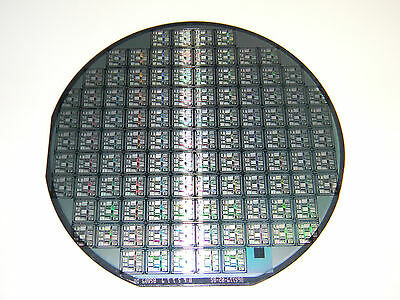 """5"""" Silicon Wafer Vetronix and Cardiac Pace Maker inc."""