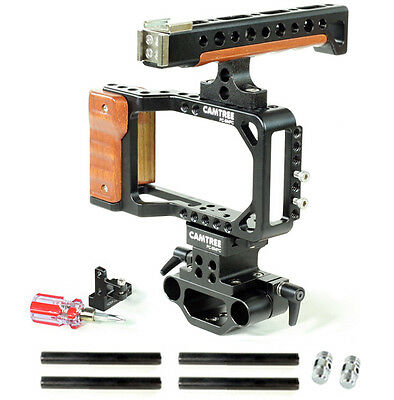 Camtree Hunt Professional Camera Cage for Blackmagic Pocket Camera (CH-PC-BMPC)