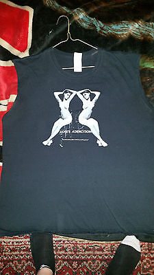Jane's Addiction - 2012 Tour Shirt, Men's XL Shirt