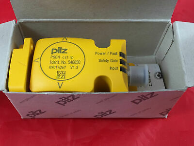 PILZ 540000 Safety Switch Non-Contact Coded + Actuator PSEN CS1.1P 540050 540080