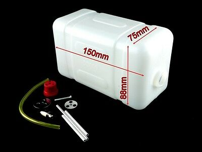 800cc Fuel Tank for Gasoline Use - RC Boat