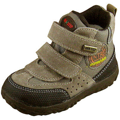 Falcotto by Naturino Rain-Step Aist Kinder Winterschuhe beige/schwarz