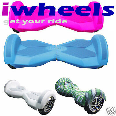 6.5, 8 & 10 Zoll Self Balance Scooter Silicone Case, Hoverboard Silicone Cover