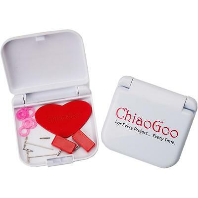 ChiaoGoo Twist Red Lace Mini Tools Kit