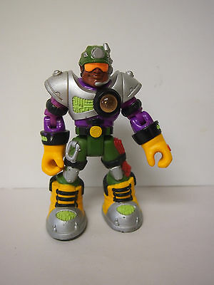 Fisher-Price RESCUE HEROES 6 Inch Action Figure 1