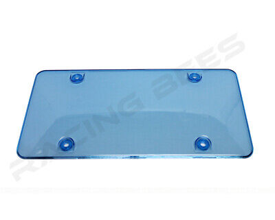 License Plate covers Frame Blue, 2pc fit Canada & USA License plate frames