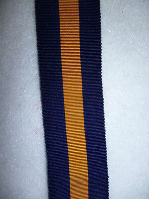 """6"""" of original old SILK issue Cape of Good Hope 1880 Medal Ribbon"""