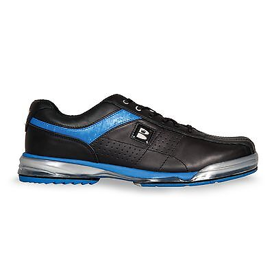 Brunswick TPU X Performance Bowling Shoes Right Hand Black Royal Wide Width
