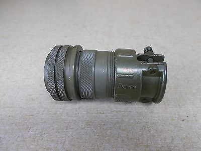NEW Amphenol MS3106A-24-7S Circular Straight Connector *FREE SHIPPING*