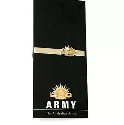 Army *Rising Sun* Tie Bar *ANZAC DAY