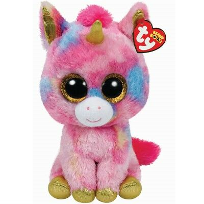 Ty Beanie Babies 36819 Boos Fantasia the Unicorn Large Boo Buddy