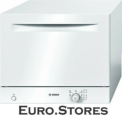 Bosch Serie 2 SKS50E32EU Table Top Dishwasher White 5 Programmes A+ Genuine NEW