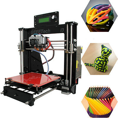 Geeetech New Prusa I3 USD SD Card 5 Materials 3D Printer Off-Line Printing DIY